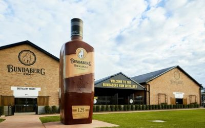 Bundaberg Rum Distillery – approx 1.5 hours drive from the park